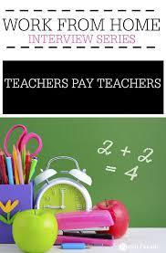 Work From Home: Teachers Pay Teachers - Frugal Fanatic