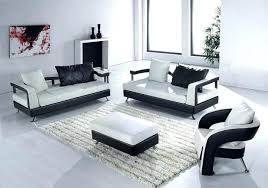 modern living room sofa living room modern living room sets with white sofa and black cushion modern living room