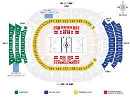 Scotiabank Arena Seating Chart Scotiabank Arena Seating