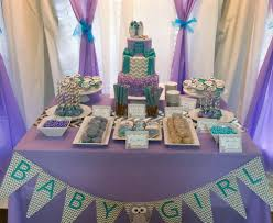 ... Unique Design Baby Shower Colors For A Girl Valuable Owl Party Ideas  Babies Parties And ...