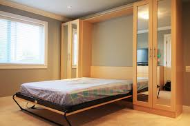 king size murphy bed plans. Black Stained Hardwood Contemporary Simple Murphy Bed King Size Plans