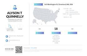 Alyson T Quinnelly, (978) 241-4492, 161 Washington St, Groveland ...