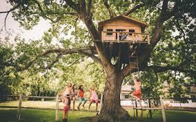 Amazing Treehouse Ideas  HGTVTreehouses For Children
