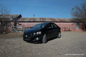 2012 Chevy Sonic LTZ Turbo Exterior, front, Picture courtesy of ...