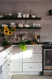 creative kitchen ideas. Plain Creative Exposed Shelving Can Give Your Kitchen A Natural Look And Encourage  Cooking Using Colors Will Also Allow You To Play With Intricate Flooring Like  And Creative Kitchen Ideas