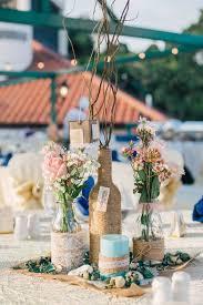 19 Splendid Summer Wedding Centerpiece Ideas That Will Beautify Your Event  homesthetics decor (15)