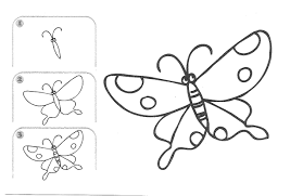 Small Picture drawings by kids Kids learn to draw insects teaching kids