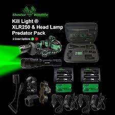 Kill Light Com Kill Light Predator Pack