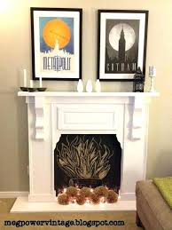 building a faux fireplace how to build a faux fireplace faux fireplace white my first project