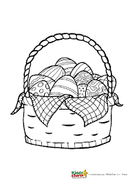 For me, it is a way to remove myself from the temptation of screen time. Easter Egg Coloring Pages For Kids And Adults Kiddycharts