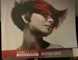 Joico Vero K Pak Hair Color Chart Details About Joico Vero Kpak Haircolor Education Guide Book Shade Chart 50 Pages Free Ship