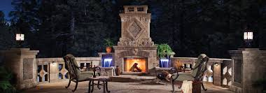 spotlight belgard elements fireplace collection outdoor living by belgard