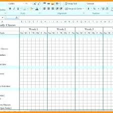 Home Chore Chart Template Kozen Jasonkellyphoto Co