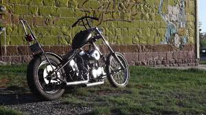 1965 harley davidson panhead flh late 60 s chopper youtube