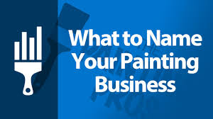 Painting Company Names: What to Name Your Painting Business
