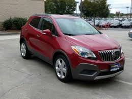 buick encore red. 2016 buick encore red