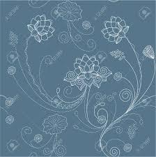 Lotus Pattern Best Decoration