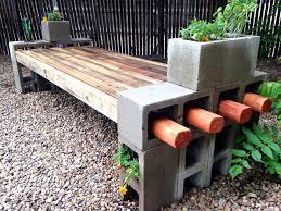 cinderblock furniture. Cinder Block Patio Outdoor Couch Garden Designers From Furniture Ideas , Source:Unique Cinderblock