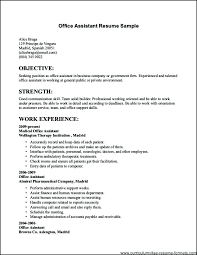 Basic Job Resume Examples Best How To Do A Job Resume Examples Dishwasher Example Are The Occasions