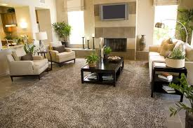 image of living room area rugs contemporary large