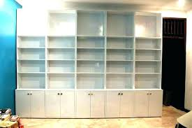 ikea bookshelves with glass doors post ikea bookshelf with glass door