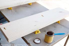 southern revivals easy diy floating shelves