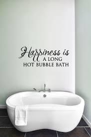 Wall Sticker Bathroom 17 Best Ideas About Bathroom Wall Decals On Pinterest Bathroom