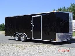 enclosed motorcycle trailer 8 5x20 enclosed trailer cargo v nose 22 car hauler 8 motorcycle box lawn 2017