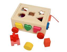Children\u0027s cognitive puzzle shape matching baby toys, intelligence Box 1-2 toys
