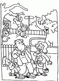 42 Coloring Pages Of Zoo Animals For Preschool Free Coloring Pages