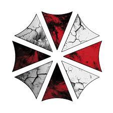 Yjzt 15 см * 15 см смешно зонтик Corporation Resident <b>Evil</b> ...