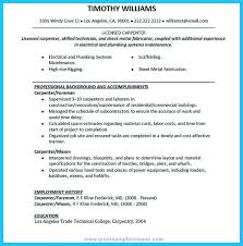 Carpenter Resume Sample carpenter resume samples australia template construction sample 14