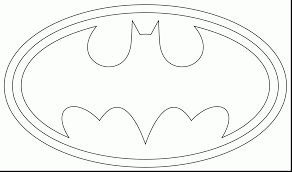 Small Picture awesome batman logo coloring page with coloring pages batman