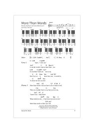 music notes in words extreme more than words sheet music notes chords download printable school of rock keys sku 379158