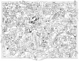 Small Picture If You Color This In Just Right a Few Gaming Logos Might Appear