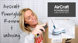aircraft power glide unboxing review