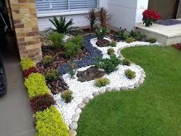 pebble rock garden designs bold design white marble for landscaping pebbles ideas house interiors interior rock landscaping ideas50 landscaping