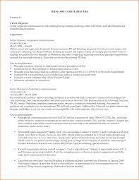 8 Career Objective Example Paradochart