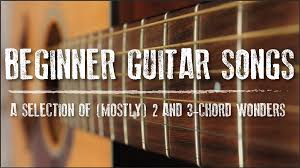 Choosing the songs is both easy and difficult. Master Your Chords With These Beginner Guitar Songs