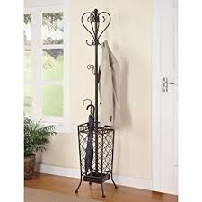Iron Coat Rack Stand Best Amazon Coaster Home Furnishings 32 Metal Coat Rack With