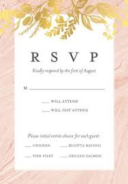 How To Reply To Wedding Rsvp Card Custom Rsvp Cards And Wedding Response Card Templates