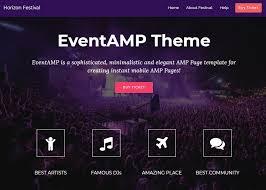 Event Website Template Custom Event Website Template Awwwards Nominee