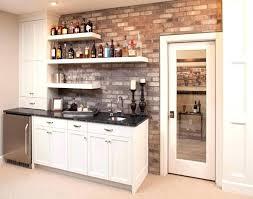 wall liquor cabinet