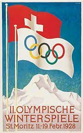 Зимние Олимпийские игры Википедия Эмблема Зимних Олимпийских игр 1928