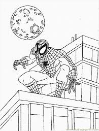Small Picture Rman Venom Coloring Pages Lrg Coloring Page Free Spiderman