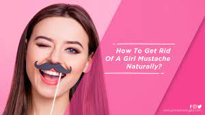 how to remove your mustache for s