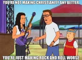 Christian Rock Quotes Best Of Hank Hill On Christian Rock Funny Pictures Quotes Pics Photos