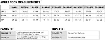 Carhartt Coveralls Size Chart Best Picture Of Chart