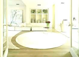 home and furniture minimalist 6 foot round rug on rhody charisma braided indoor outdoor