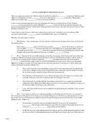 Free Commercial Lease Agreement Forms To Print Commercial Rental Agreement Template Free Free Commercial Lease